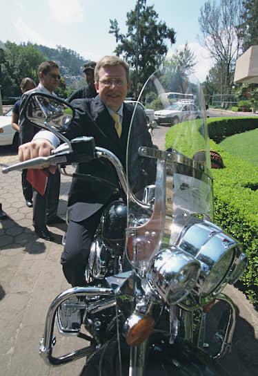 2003 год. Вице-премьер — министр финансов РФ Алексей Кудрин