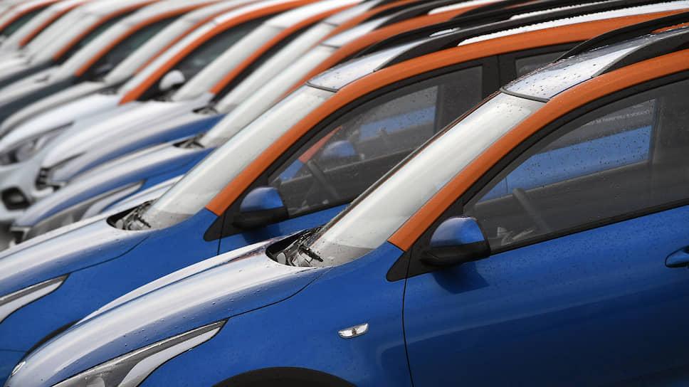 Зачем Минпромторг предлагает дать скидку 25% на авансовый платеж для приобретения машин в парки каршерингов
