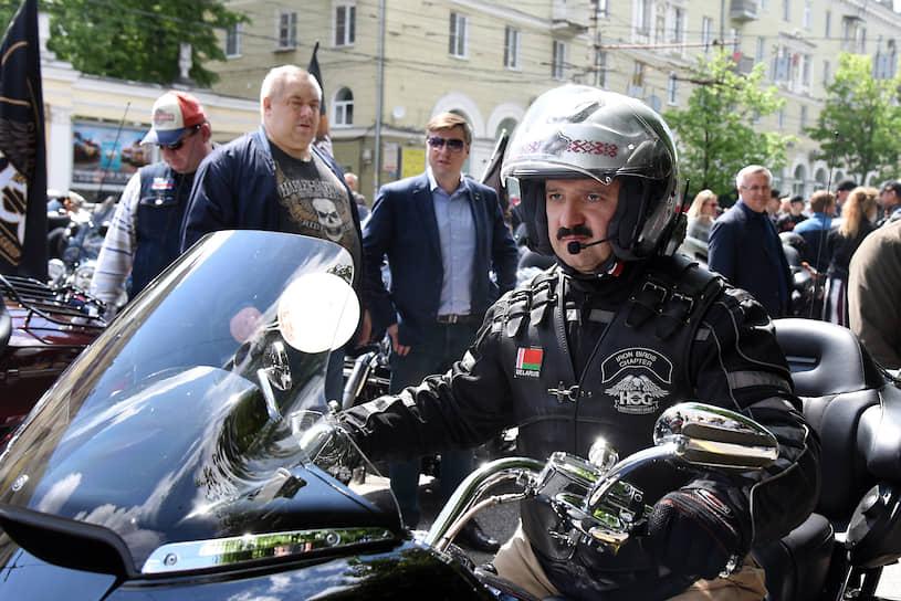 2019 год. Помощник президента Белоруссии по национальной безопасности Виктор Лукашенко