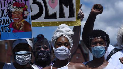 Деньги вернут, но осадок останется  / Миллионы в поддержку Black Lives Matter пошли фонду по сближению полиции и общества