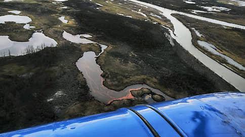 Среда загрязнения  / Сотрудников «Норникеля» снова заподозрили в нарушении правил охраны окружающей среды
