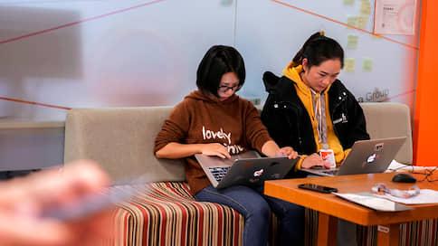 Китайский хайтек последовал за вирусом  / IT-корпорации КНР готовятся к зарубежной экспансии