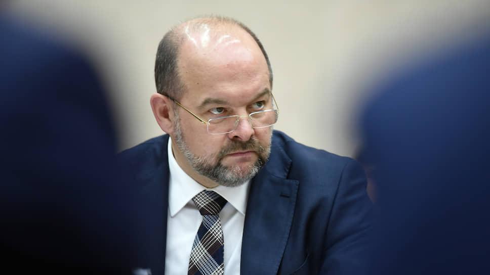И.о. гендиректора «Северной верфи» Игорь Орлов