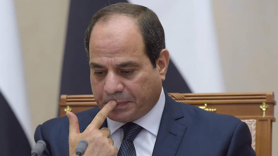 Как Египет пригрозил начать военную операцию в Ливии