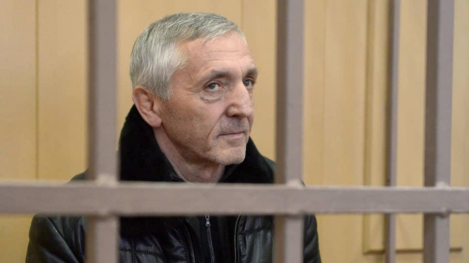 Бывший министр образования и науки Дагестана Шахабас Шахов