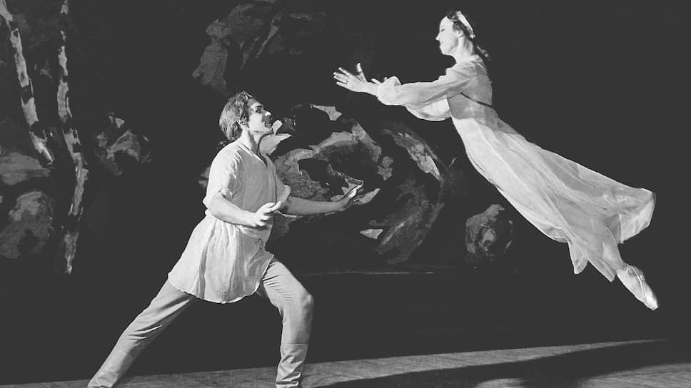 Николай Фадеечев с Мариной Кондратьевой в «Каменном цветке»