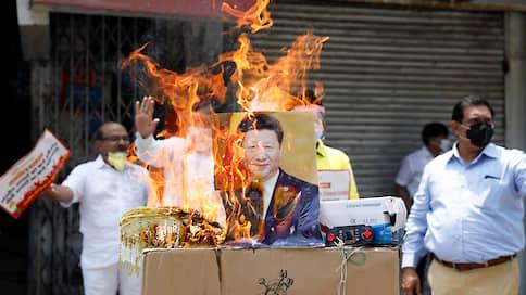 Покупать индийское, сжигать китайское