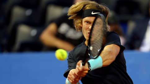 «Не факт, что на улице сейчас безопаснее, чем на турнире»  / Андрей Рублев — о теннисе и коронавирусе
