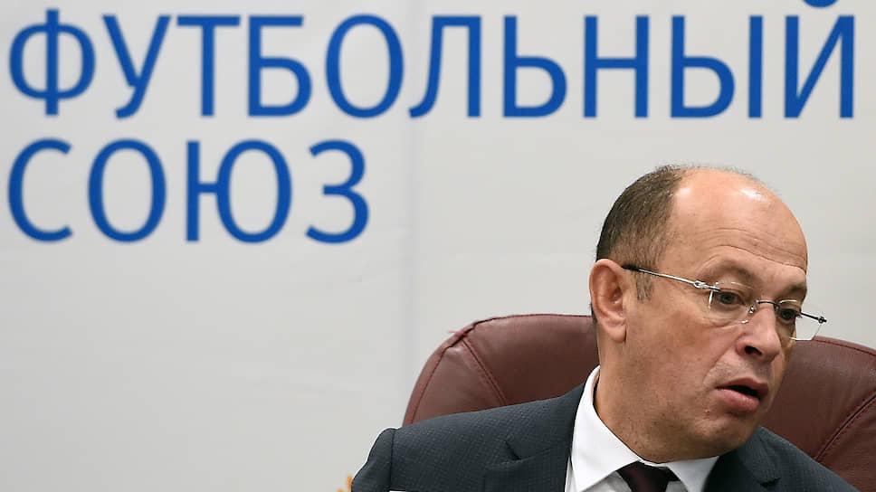 Российская премьер-лига заметила контакты