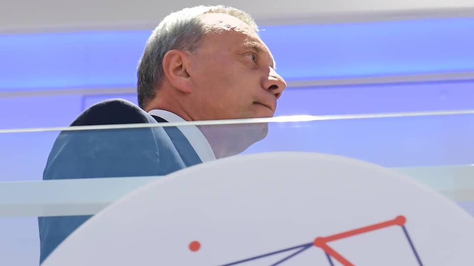 Заместитель председателя правительства России Юрий Борисов
