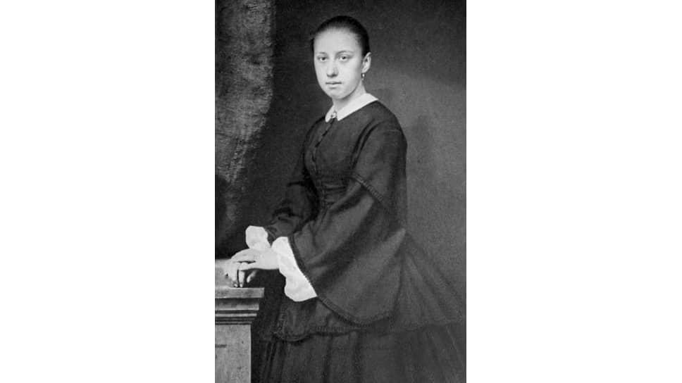 «Я очень счастлив,— писал Тургенев Полине Виардо о своей дочери Пелагее-Полине (на фото),— что вы нашли в ней сходство со мной»