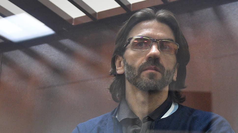 Экс-министр «Открытого правительства» Михаил Абызов