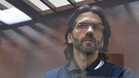 Арест Михаила Абызова продлили в видеорежиме  / Экс-министр будет находиться под стражей до конца сентября