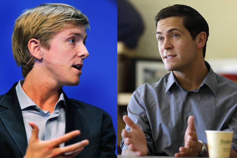 30 июня 2012 года заключили брак предприниматель, один из основателей Facebook Крис Хьюз (слева) и американский политик Шон Элдридж