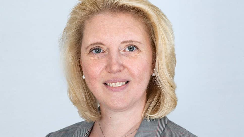 Бывший заместитель председателя правления НКЦ Марина Алехина