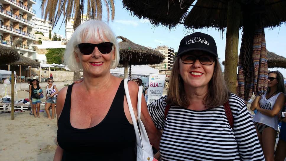 Йоханна Сигурдардоттир (слева) — первая в истории глава правительства, вступившая в однополый брак. До отношений со своей нынешней партнершей премьер-министр Исландии состояла в гетеросексуальном браке, в котором родились двое сыновей. 27 июня 2010 года она вступила в брак с журналисткой Йониной Леосдоттир (справа)