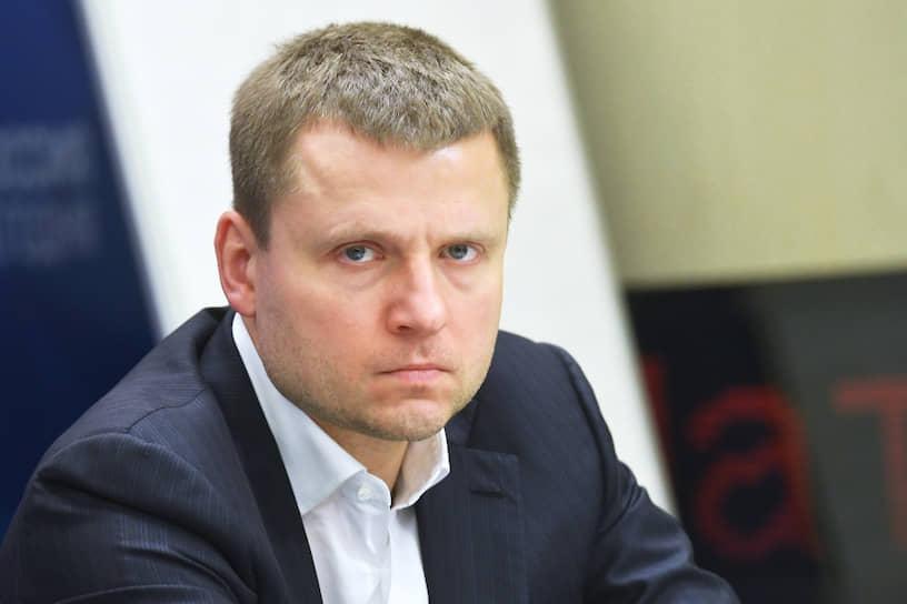 Экс-бенефициар страховых компаний Александр Кондратенков