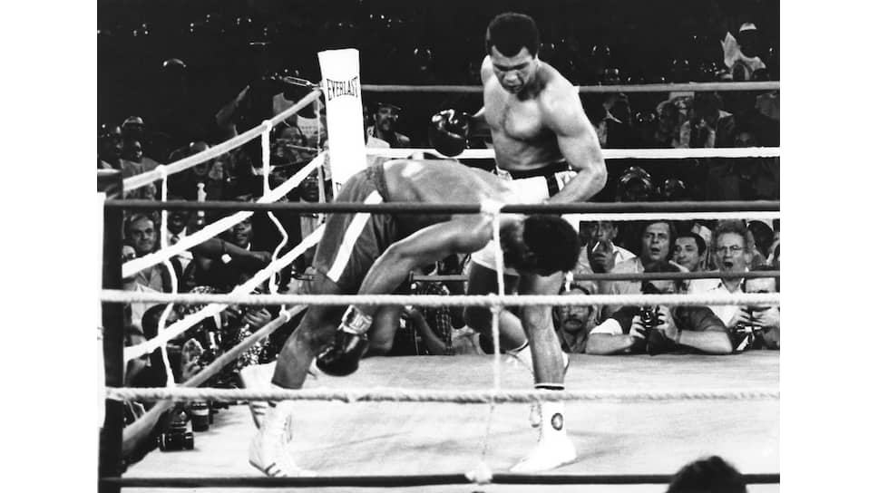 Многие жители ДРК считают одним из главных событий в истории страны «Грохот в джунглях». Впервые в истории боксерский поединок за звание чемпиона мира в тяжелом весе прошел в Африке. За боем Мухаммеда Али с Джорджем Форманом наблюдали 60 тыс. зрителей на стадионе и 1 млрд телезрителей в мире