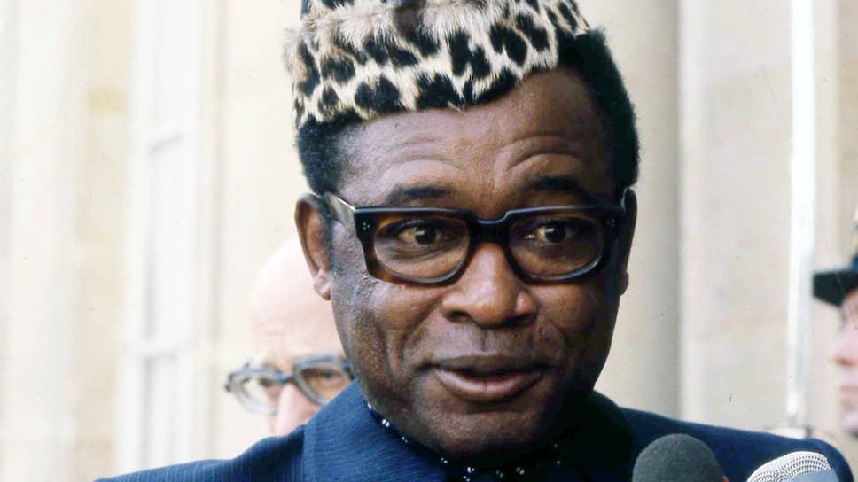 За время правления Мобуту в одной из самых богатых полезными ископаемыми стран Африки внешний долг Конго вдвое превысил ВВП, а объем ВВП опустился ниже уровня последних колониальных лет. Международный валютный фонд выдал Конго-Заиру 11 стабилизационных кредитов. Большая часть полученной страной зарубежной помощи на общую сумму около $20 млрд досталась Мобуту и его ближайшему окружению