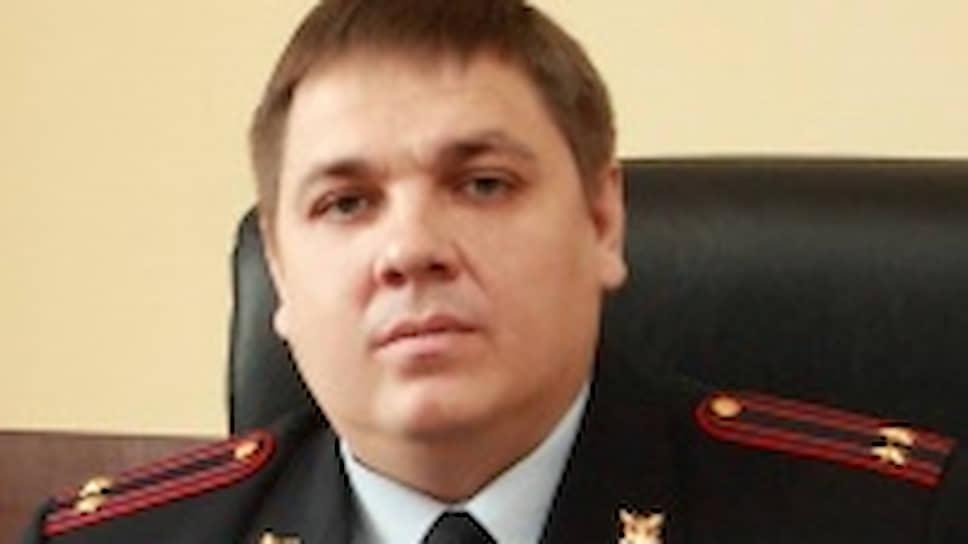 Экс-заместитель руководителя ГИБДД по Воронежской области Игорь Качкин