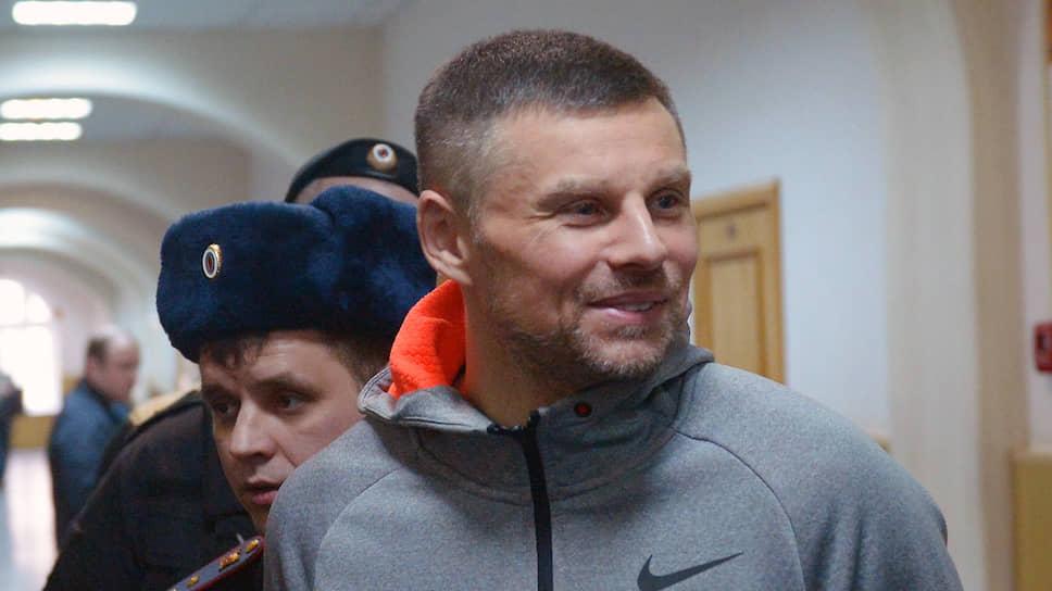 Бывший гендиректор ФГУП «Атэкс» Андрей Каминов