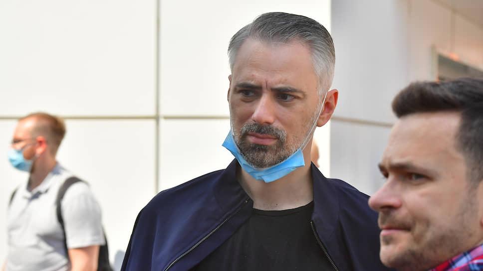 Музыкант Антон Севидов