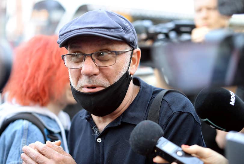 Бывшему директору «Гоголь-центра» Алексею Малобродскому (на фото) суд назначил два года условно