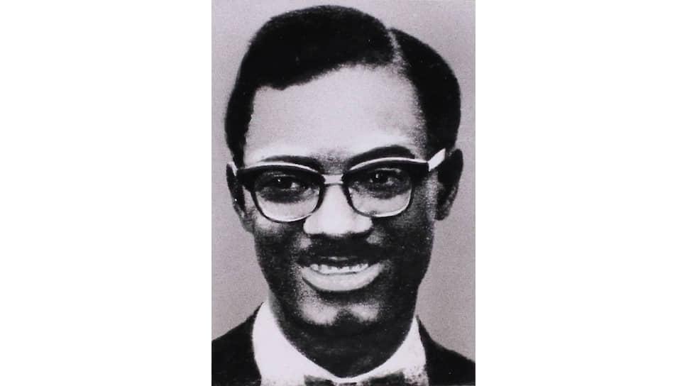 Патрис Лумумба, первый премьер-министр независимой Республики Конго