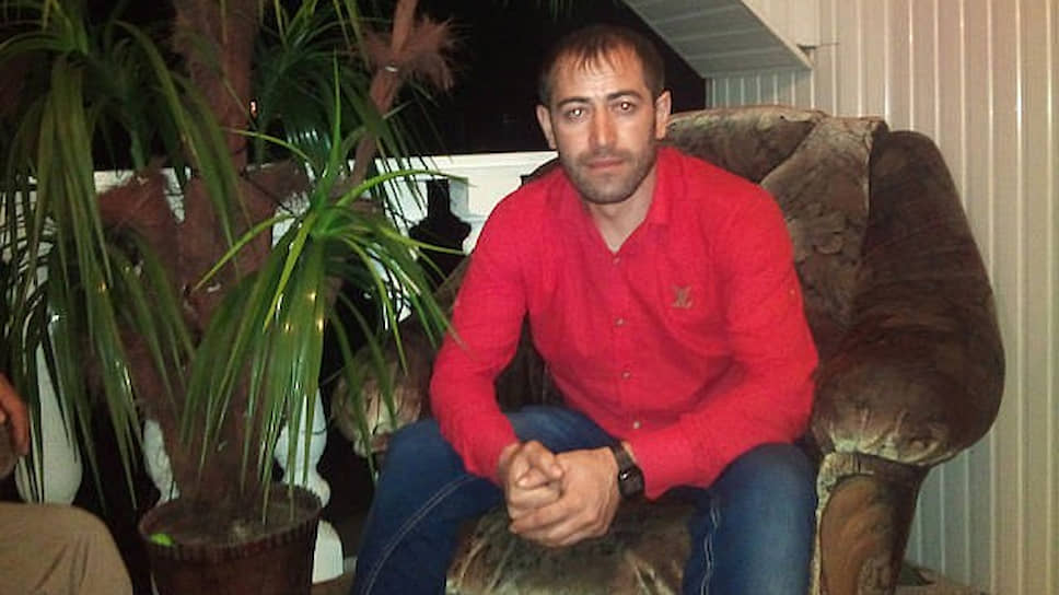 Расамбек Бекмурзаев