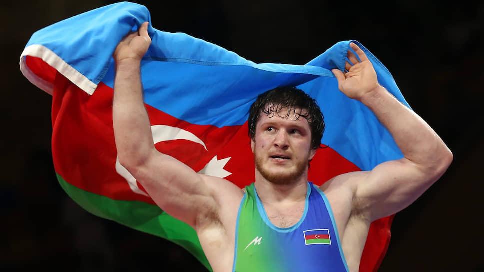 Двукратный бронзовый призер чемпионатов Европы по вольной борьбе Нурмагомед Гаджиев