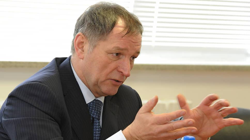 Владелец компании «Южуралзолото» Константин Струков