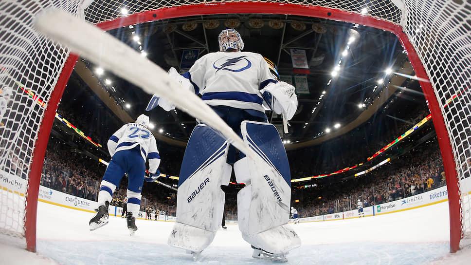 НХЛ собрала команду зараженных