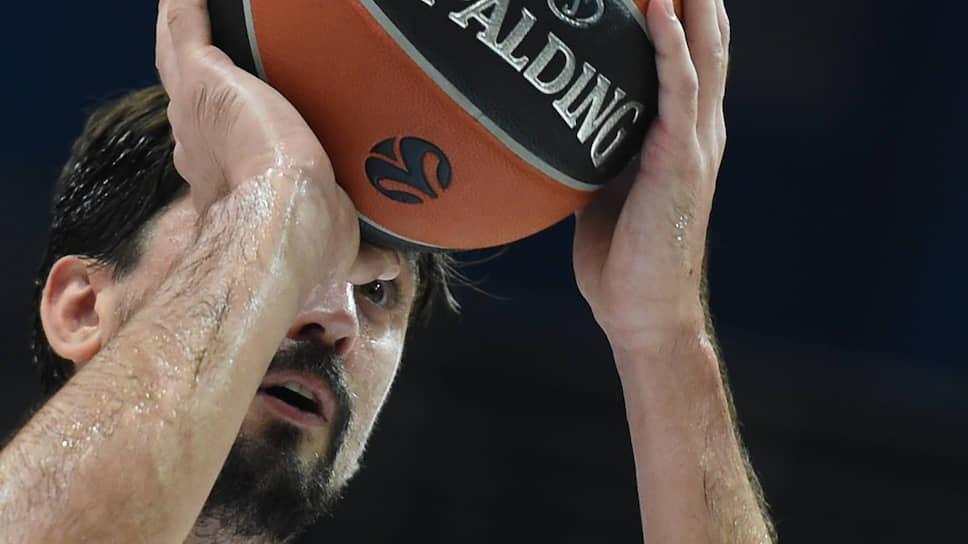 Алексей Швед остался под Москвой  / Лучший баскетболист России продлил контракт с «Химками»