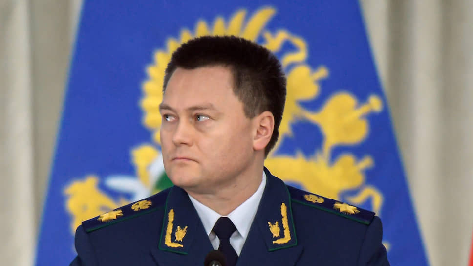 Генеральный прокурор уволил буйного
