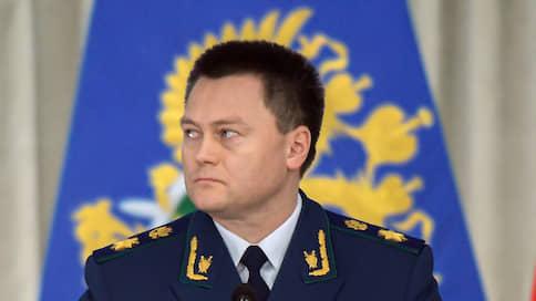 Генеральный прокурор уволил буйного / Дебош в полиции поставил точку в карьере замначальника управления Генпрокуратуры