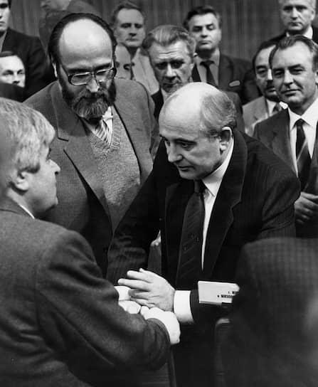 Попытки добиться преобразования КПСС в демократическую партию парламентского типа не возымели успеха