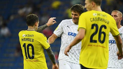 «Краснодар» сыграл на отложенном рестарте  / Пропустивший два тура клуб наконец-то вышел на поле после возобновления сезона