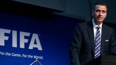 Бывшего финансового директора FIFA поймали за бонус  / Маркуса Каттнера дисквалифицировали за хорошие контракты для себя и начальников