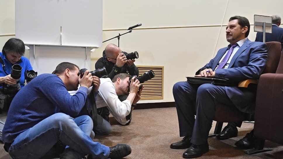 Президента ВФЛА Евгений Юрченко