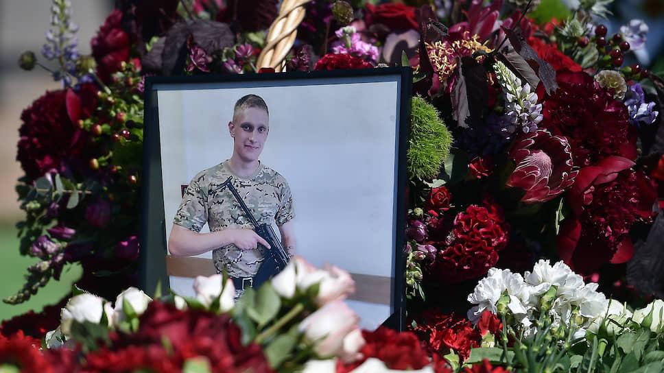 Погибший в драке боец спецназа ГРУ Никита Белянкин