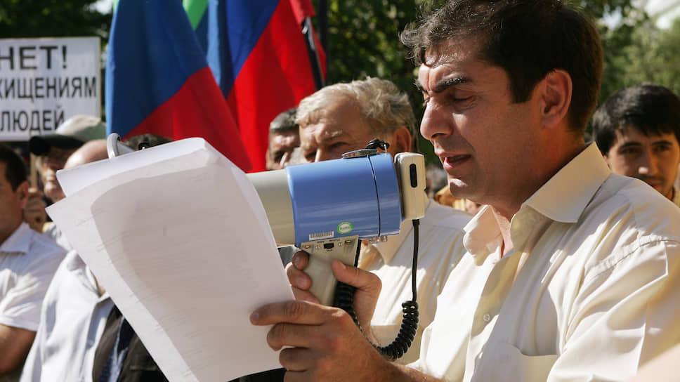 Журналист Хаджимурад Камалов
