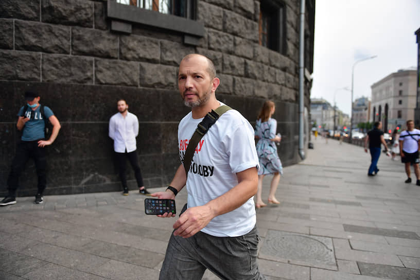 Медиаменеджер и предприниматель Демьян Кудрявцев