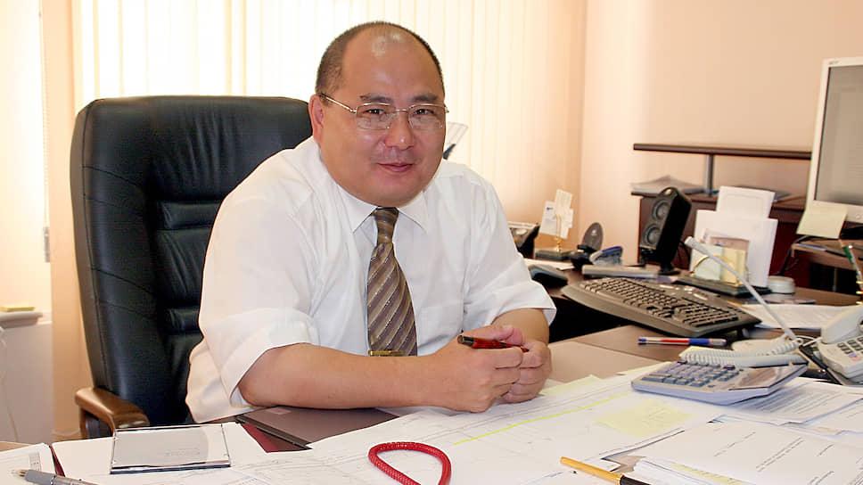 Генеральный директор компании «Газпромтрансгаз Нижний Новгород» Вячеслав Югай