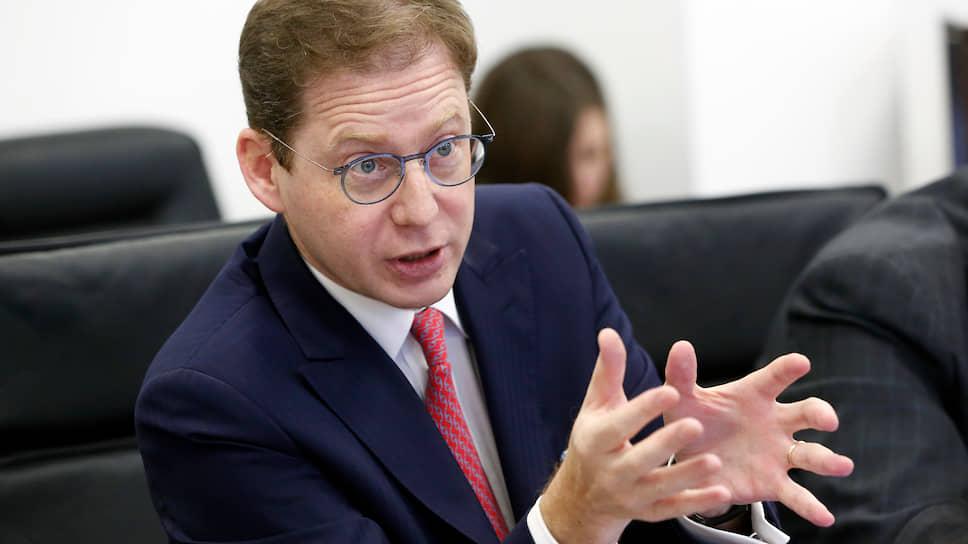 Директор Всемирного банка в РФ Рено Селигманн