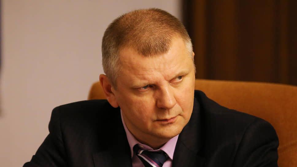 Бизнесмен Николай Мистрюков
