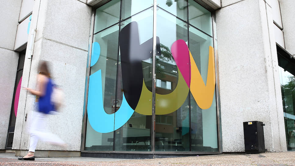 Здание телеканала ITV в Лондоне