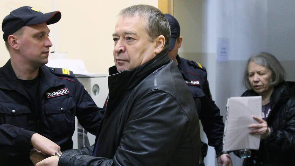 У Леонида Маркелова забрали не последнее