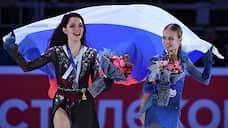 Лучших фигуристов сезона наградят онлайн  / Пять россиянок номинированы на призы ISU