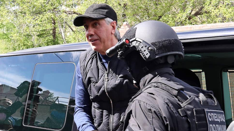 Бывший красноярский депутат Анатолий Быков