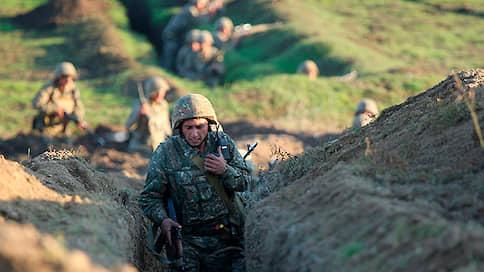 «Мирные» бранятся — только тешатся  / Армения и Азербайджан обвиняют друг друга в военных и информационных провокациях
